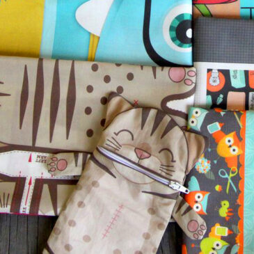 Spoonflower Pencil Pouch Contest