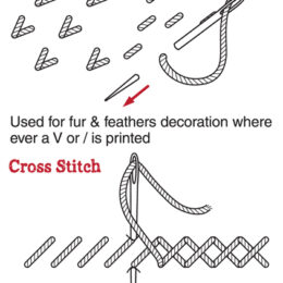 Page 3 - Stitch guide