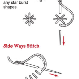 Page 5 - Stitch guide