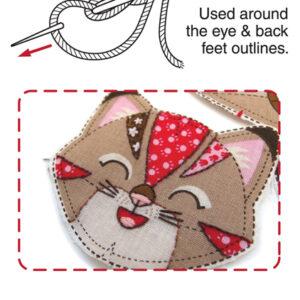 Chain stitch.