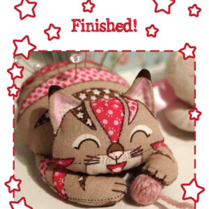 WOOP! Finished!! Congratulations!