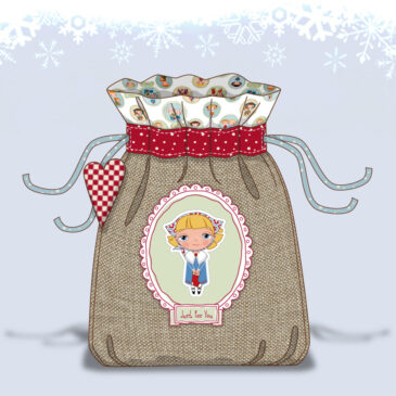 Little Pilgrim Holiday Bag