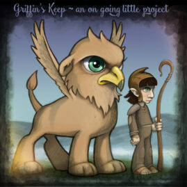 Griffin's keep